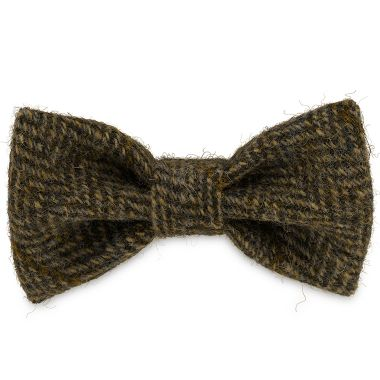 Chester's Country Green Dog Bow Tie