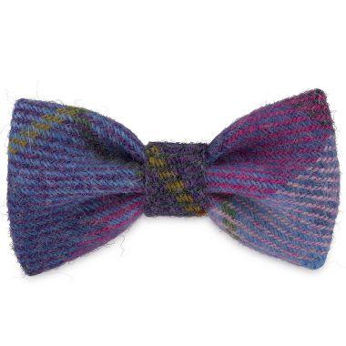 Daisy Heather Dog Bow Tie