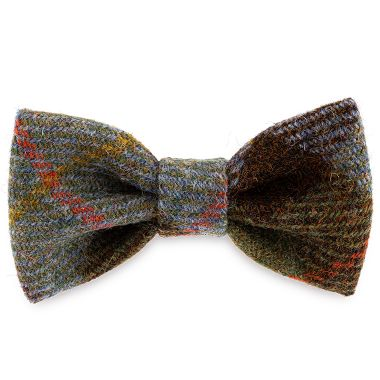 Harry's Conker Dog Bow Tie
