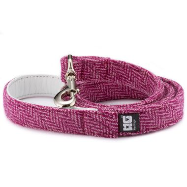 Ellie's Pink Delight Dog Lead