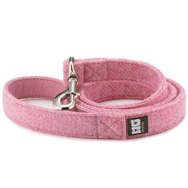 Rosie's Pink Dog Lead
