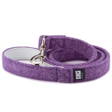 Sasha's Purple Dog Lead