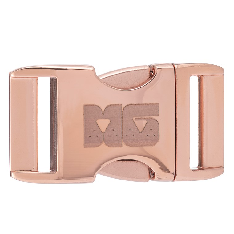 Rose Gold Buckle
